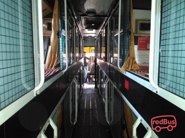 Srinath Travels Seat