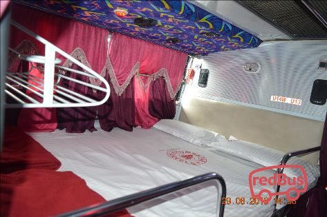 Humsafar Travels Amenities