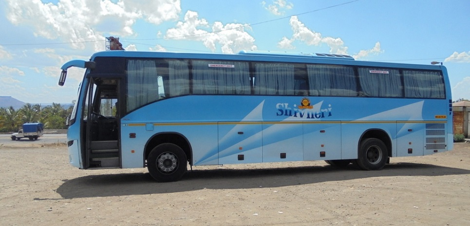 MSRTC Shivneri