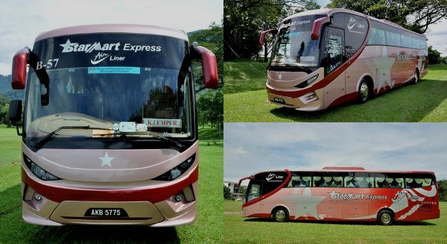 KL Ipoh Amanjaya To KLIA2 Bus