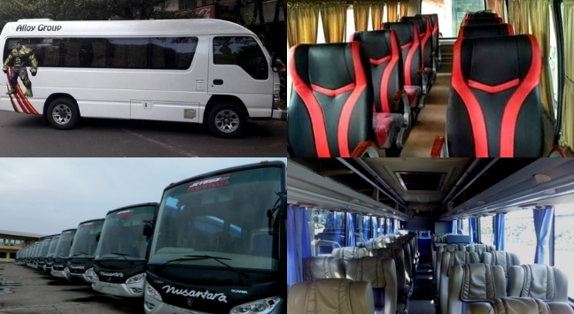 Travel Yogyakarta Jogja Semarang Tiket Bis Online Hemat