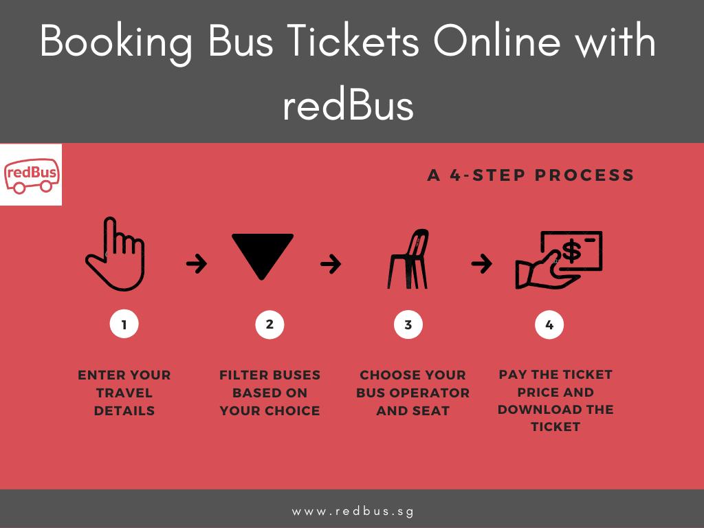 Bus Tickets Online | Popular Bus Operators in Singapore