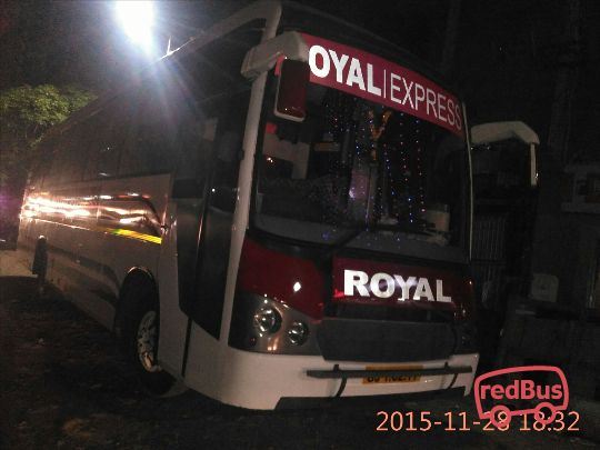 Royal comfort express l l p Main Image