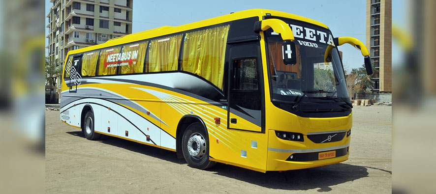 Neeta Travels Online Bus Ticket Booking Bus Reservation