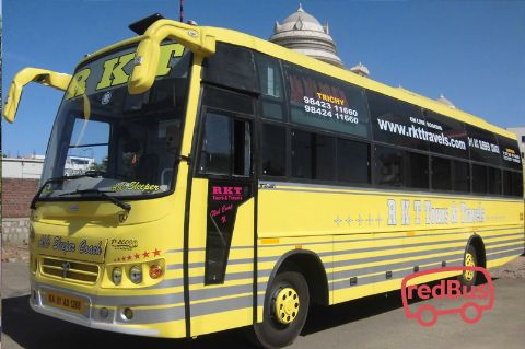 Rkt Tours And Travels Chennai