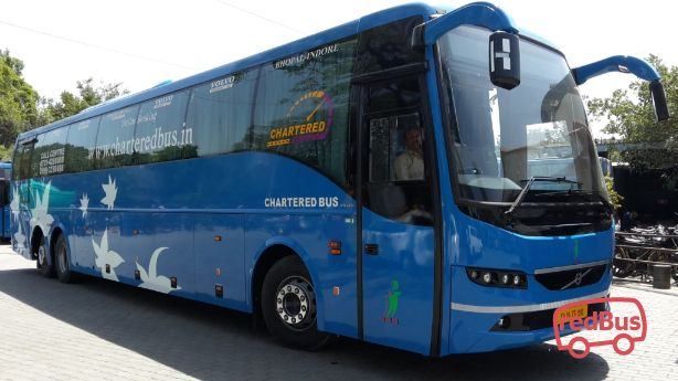 Chartered Bus Main Image