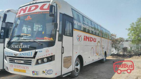 Indu  Travels Main Image