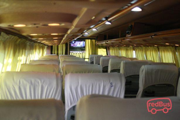 VRL Travels view 2