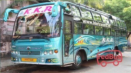KKR Travels Main Image