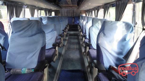JBT Travels Seat