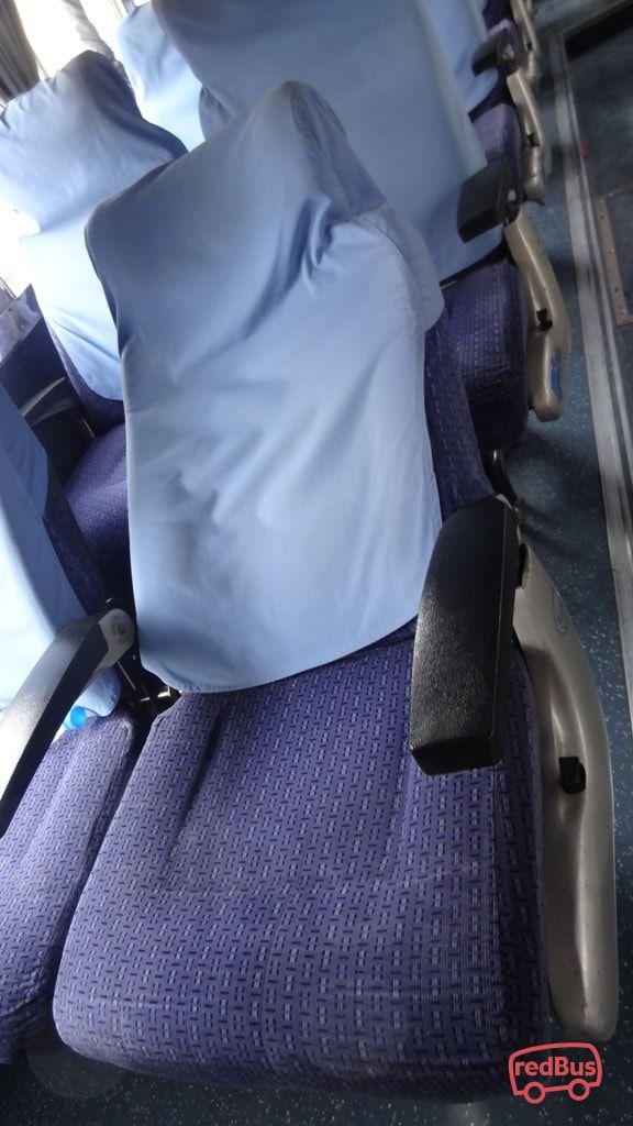 JBT Travels Pushback Seat