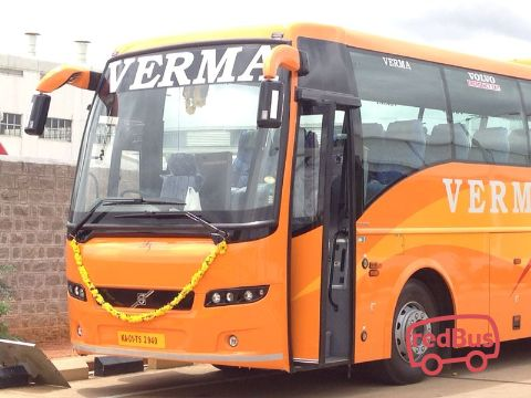 Verma Travels. Main Image
