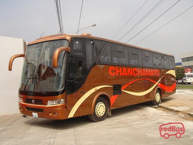 Agencia de Transportes Chanchamayo / Chanchamayo
