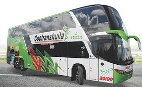 Viajar en Cootranshuila
