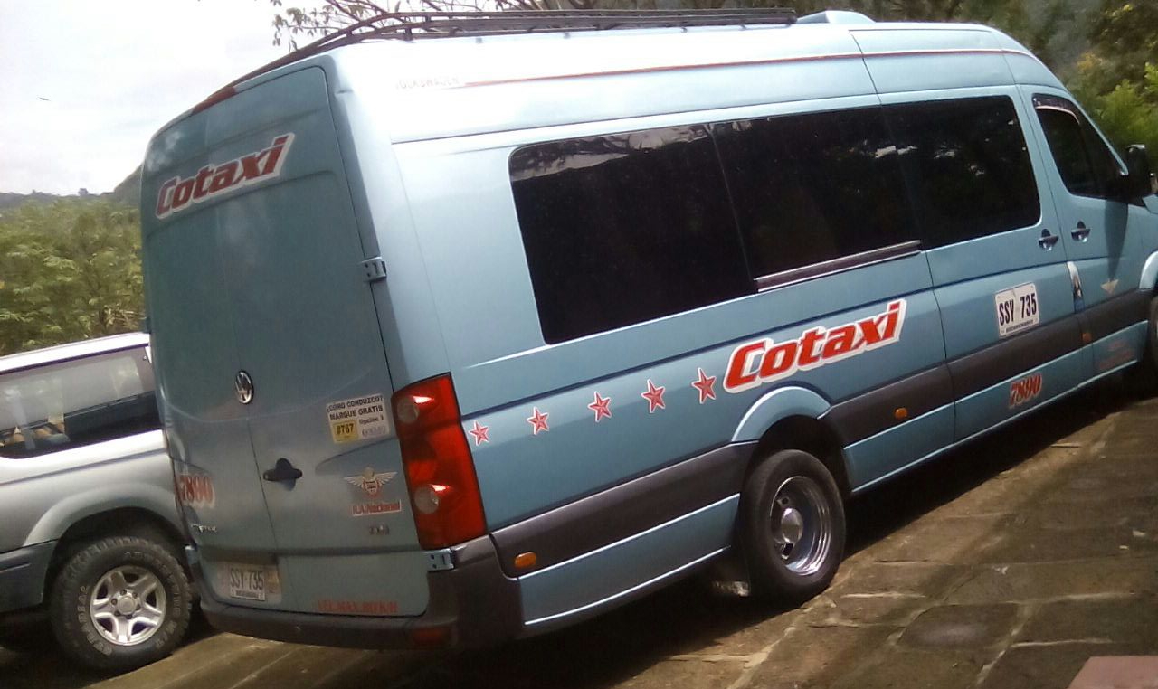 Cotaxi Bus