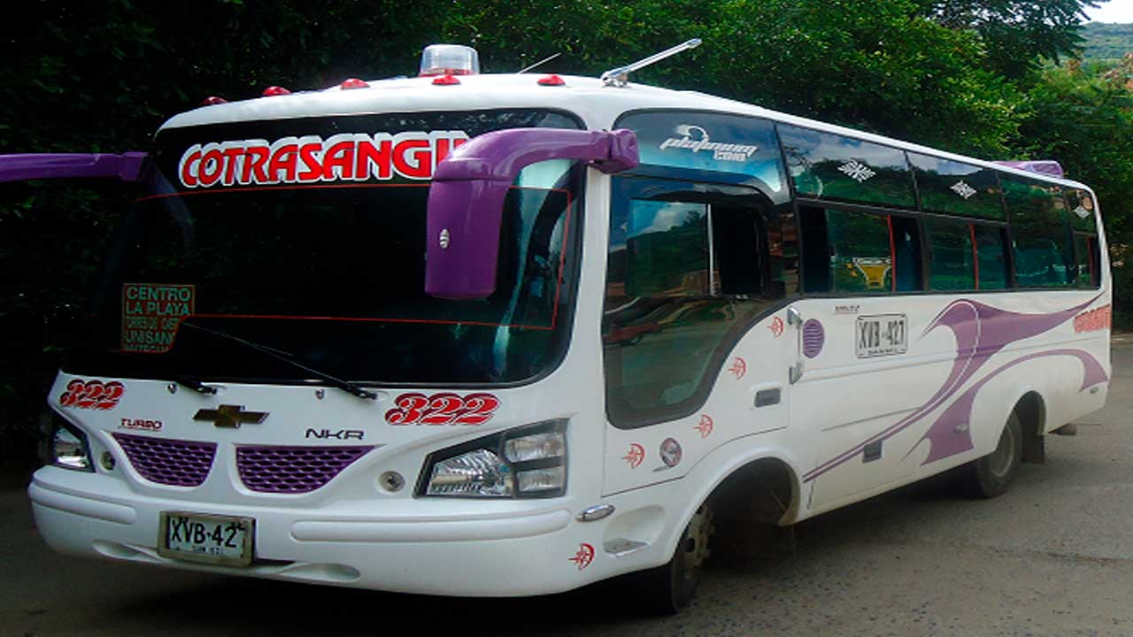 Empresa de Transporte Terrestre Cotrasangil