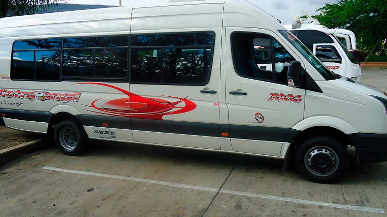 Cotrasangil Bus