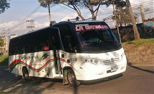 Empresa de Transporte Terrestre Expreso La Orteguna