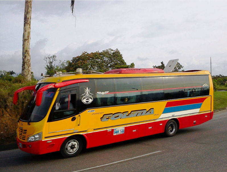 Empresa de Transporte Terrestre Rápido Tolima