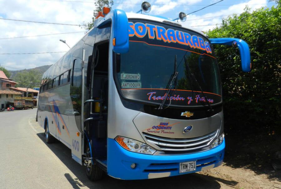 Sotrauraba Bus