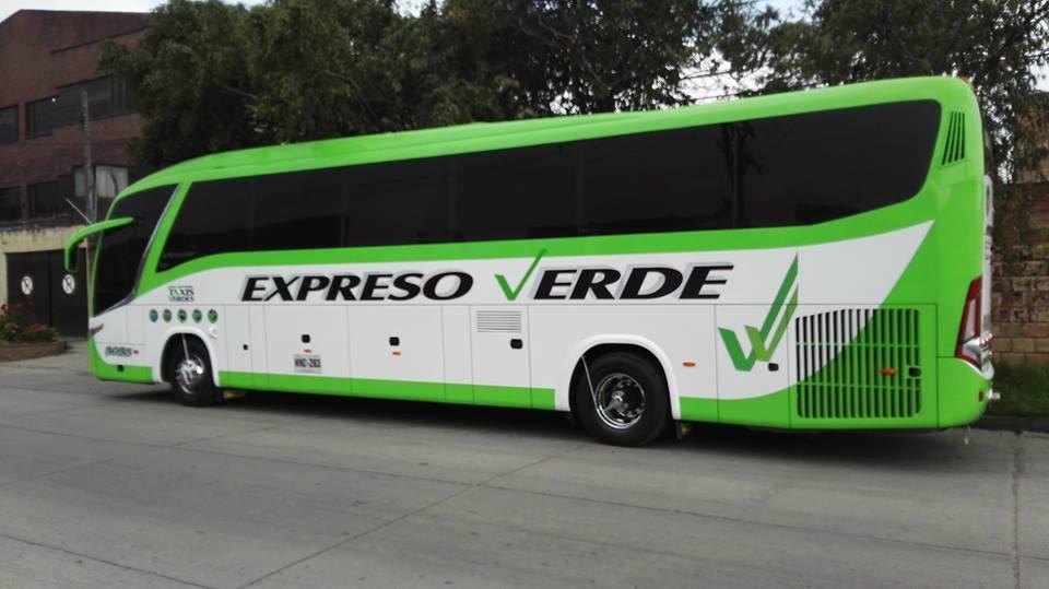 Empresa de Transporte Terrestre Taxis Verdes