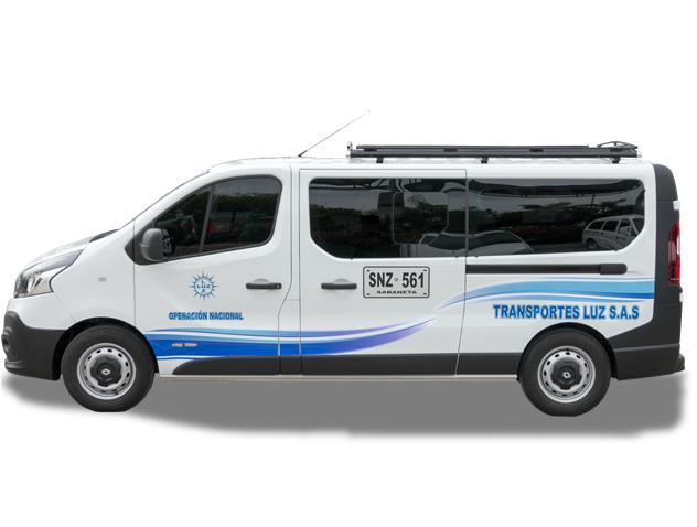 Transportes Luz Mini Bus