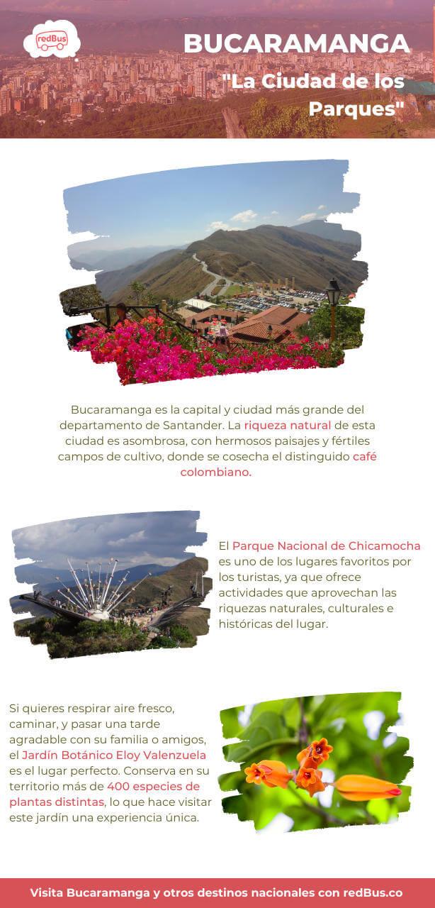 Viaja a Bucaramanga