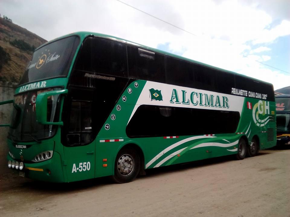Empresa de Transporte Terreste Alcimar Tours