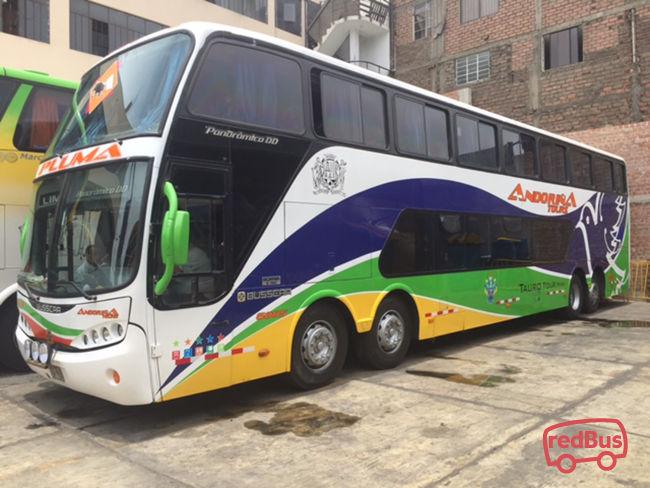 Empresa de Transporte Terrestre Andoriña Tours