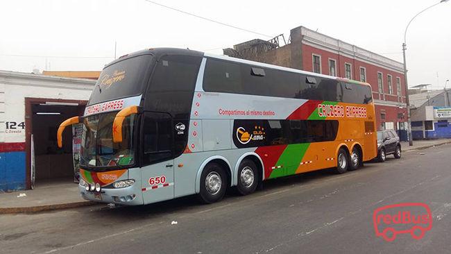 Empresa de Transporte Terrestre Cruzero Express