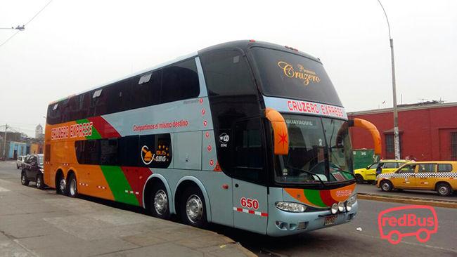Cruzero Express Bus