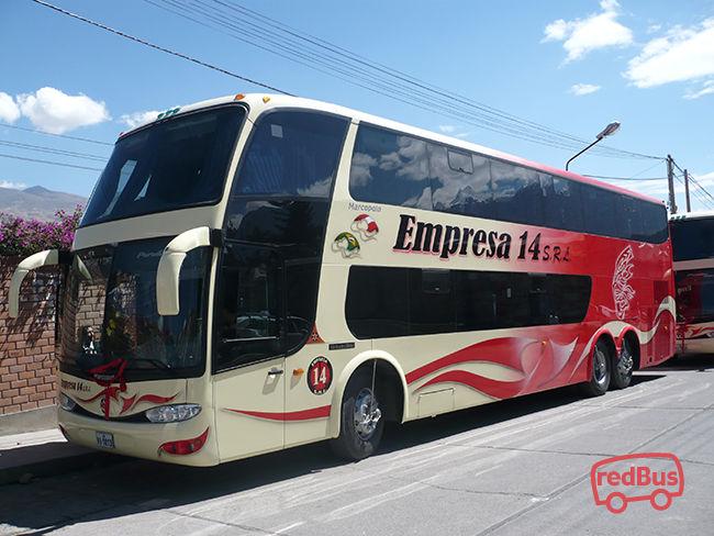 Empresa de Transporte Terrestre Empresa 14