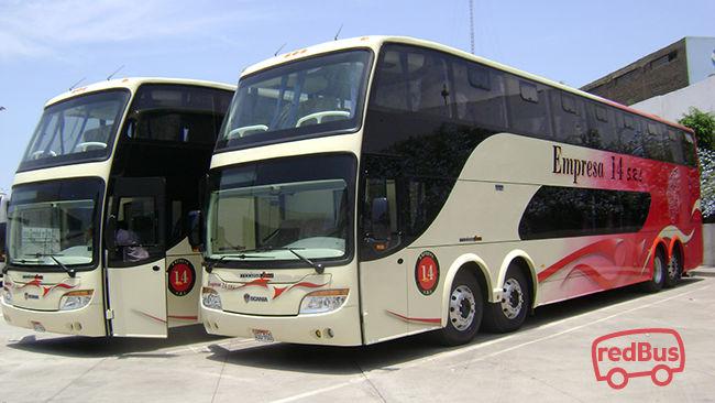 Empresa 14 Bus