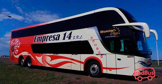 Buses Empresa 14