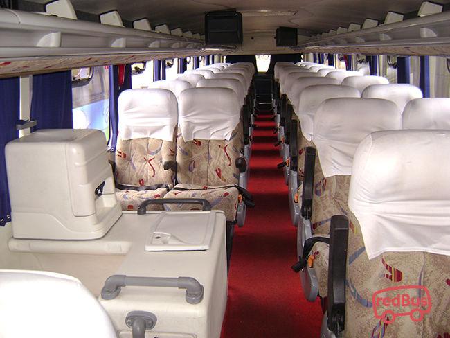 Interiores Bus Empresa 14