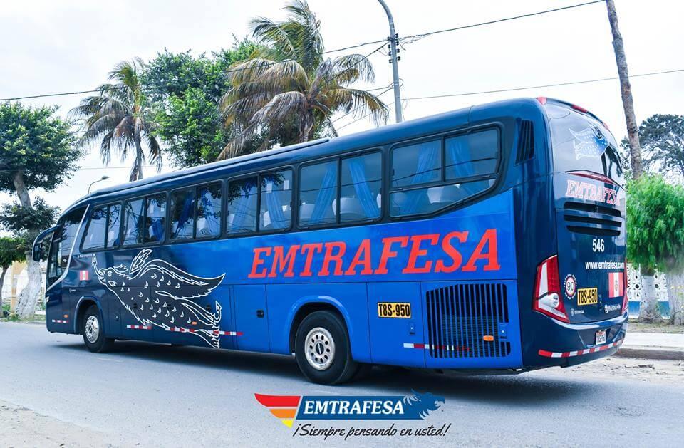 Emtrafesa Bus