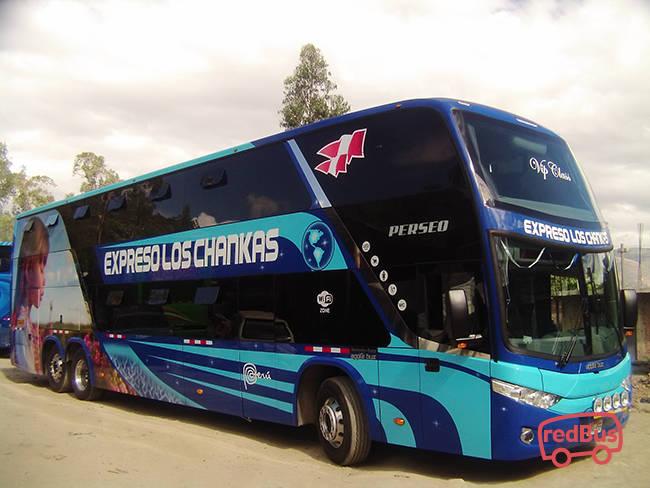 Expreso Los Chankas Bus