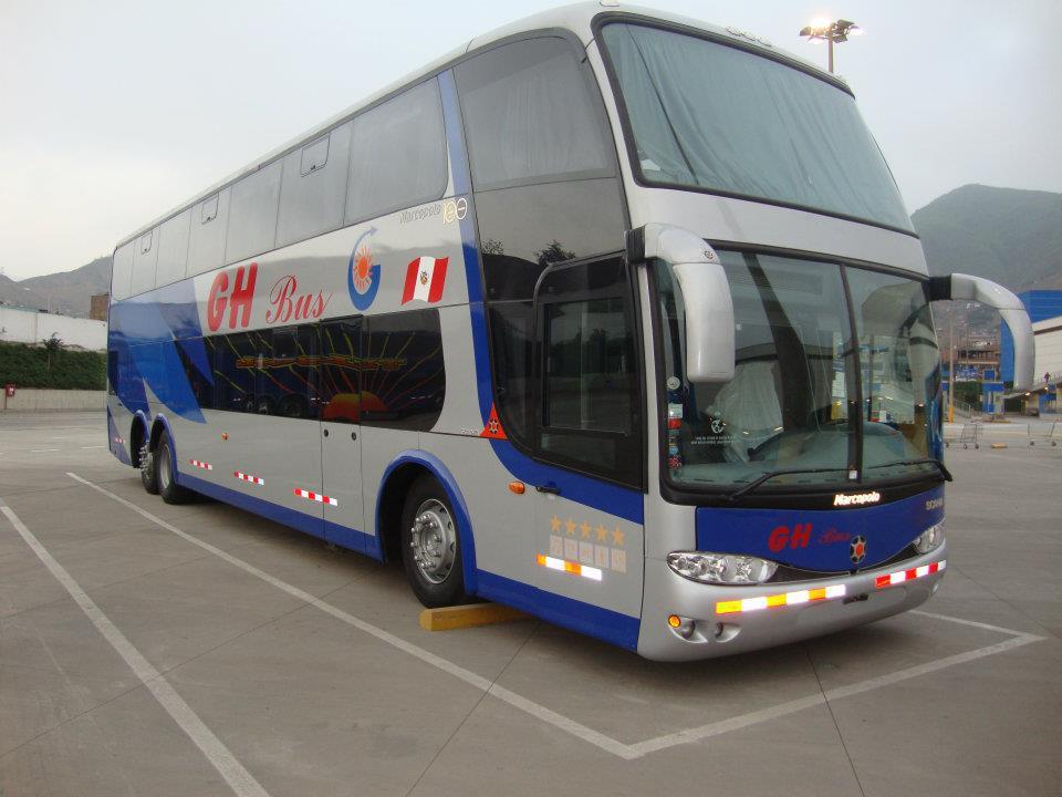 Empresa de Transporte Terrestre Gh Bus