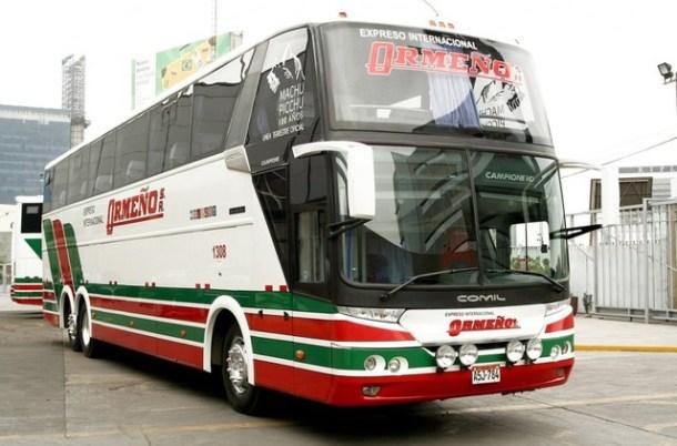 Empresa de Transporte Terrestre Grupo Ormeño