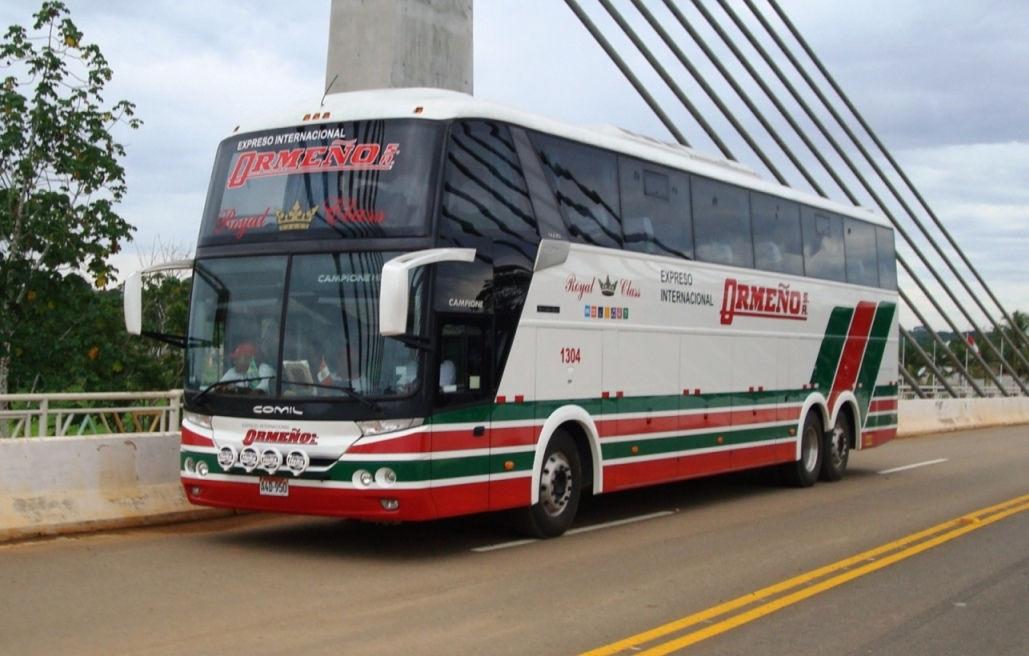 Grupo Ormeño Bus