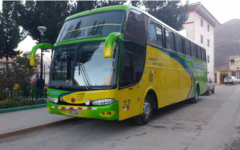 Internacional Moralitos Bus