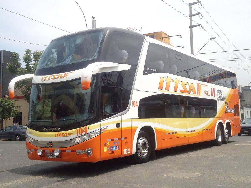 Empresa de Transporte Terrestre Ittsa