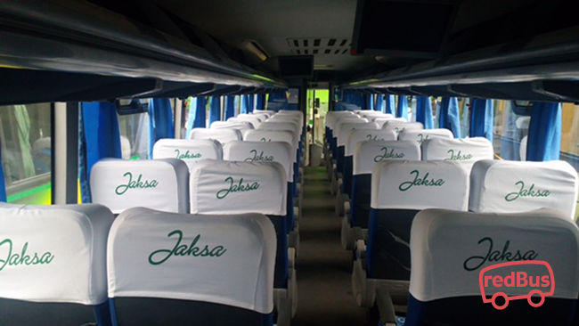 Interiores Bus Turismo Jaksa