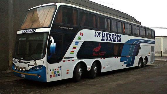 Empresa de Transporte Terrestre Los Husares