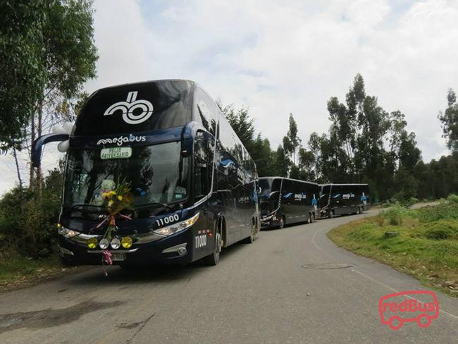 Servicios Megabus