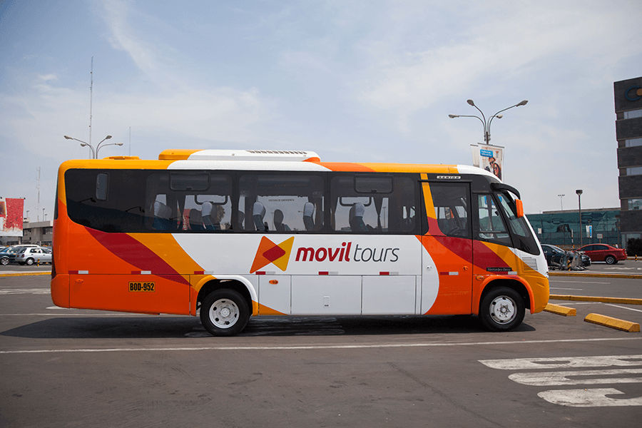 Empresa de Transporte Terrestre Movil Tours