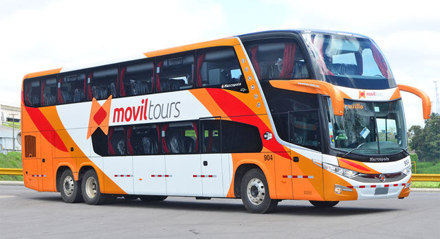 Movil Tours Bus