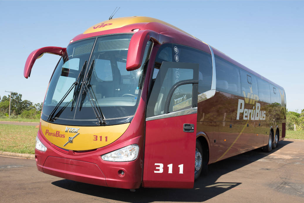 Peru Bus Bus