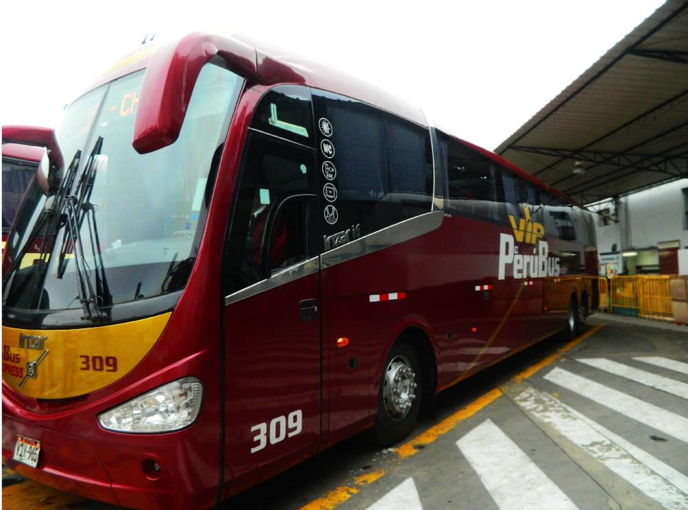 Flota Peru Bus