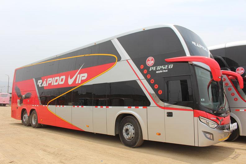 Empresa de Transporte Terrestre Rápido Vip